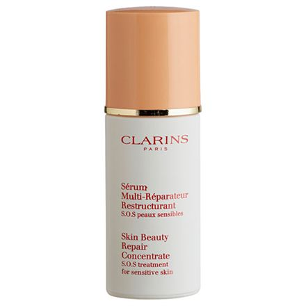 Clarins Skin Beauty Repair Concentrate - 15 ml Til tør hud
