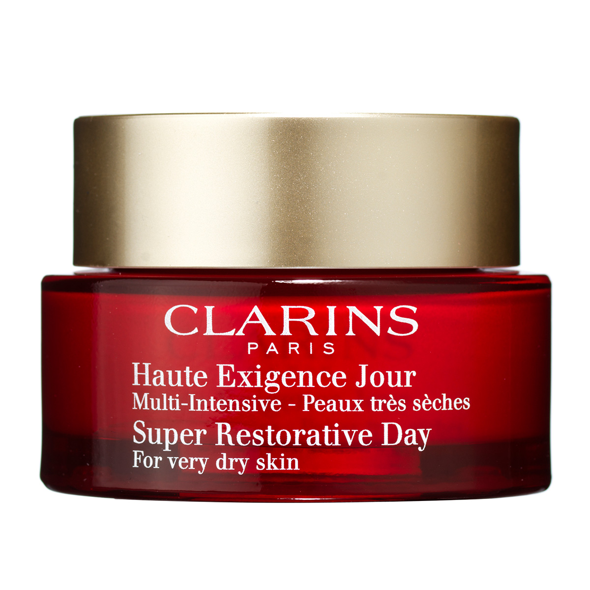 Image of   Clarins Super Restorative Day Cream Dry Skin - 50 ml