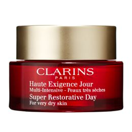 Image of   Clarins Super Restorative Day Cream Dry Skin - 50 ml