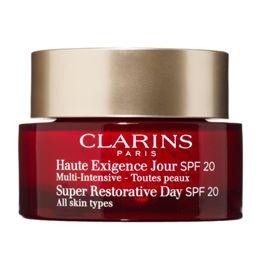 Image of   Clarins Super Restorative Day Cream SPF 20 - 50 ml