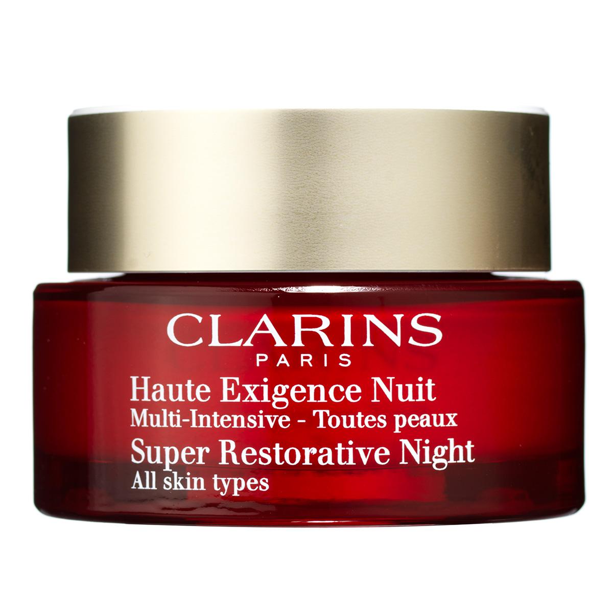 Billede af Clarins Super Restorative Night Cream - 50 ml