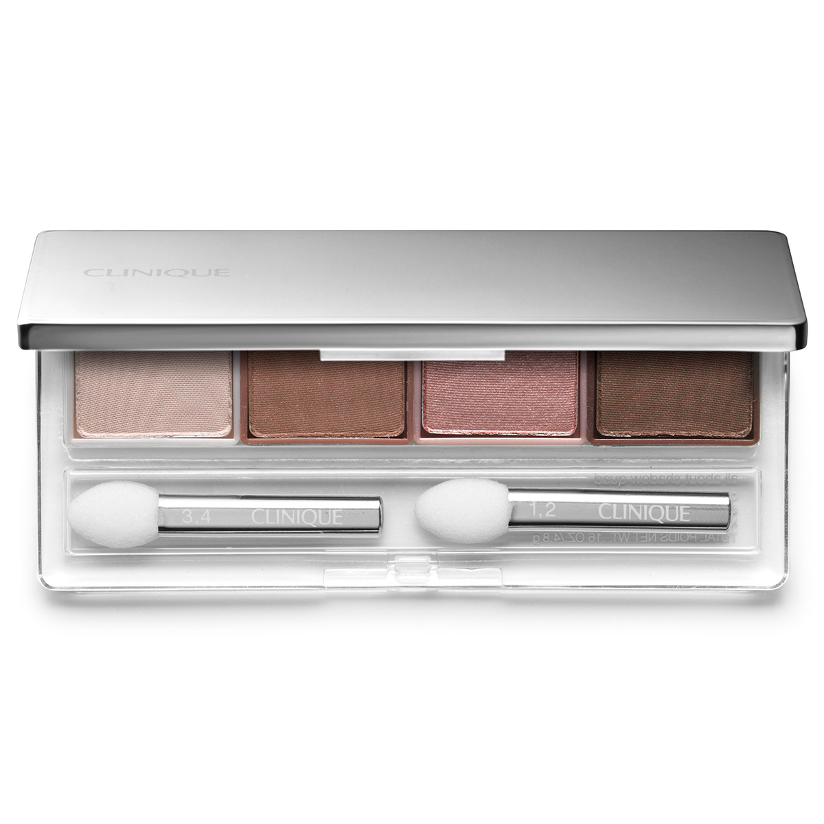 Clinique All About Shadow Quad 06 Pink Chocolate