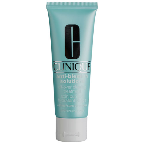 Image of   Clinique Anti-Blemish All-over Clearing Treatment - 50 ml