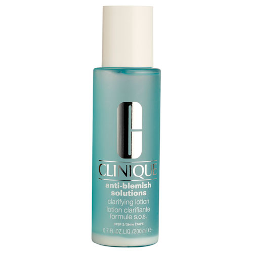 Clinique Anti-blemish Clarifying Lotion - 200 ml Skintonic til alle hudtyper