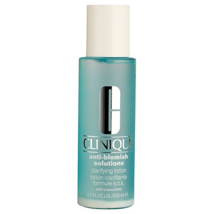 Clinique Anti-blemish Clarifying Lotion - 200 ml Til fedtet/uren hud
