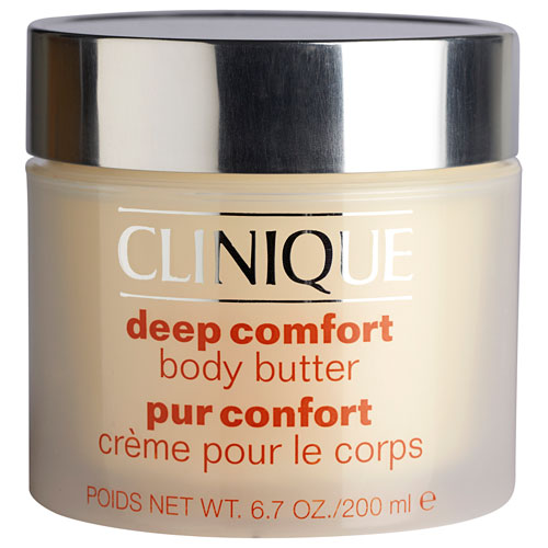 Clinique Deep Comfort Body Butter - 200 ml Til alle hudtyper