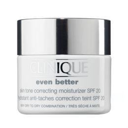 Image of   Clinique Even Better Skin Tone Correcting Moisturizer SPF 20 - 50 ml