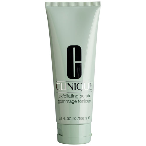 Clinique Exfoliating Scrub - 100 ml Til fedtet hud