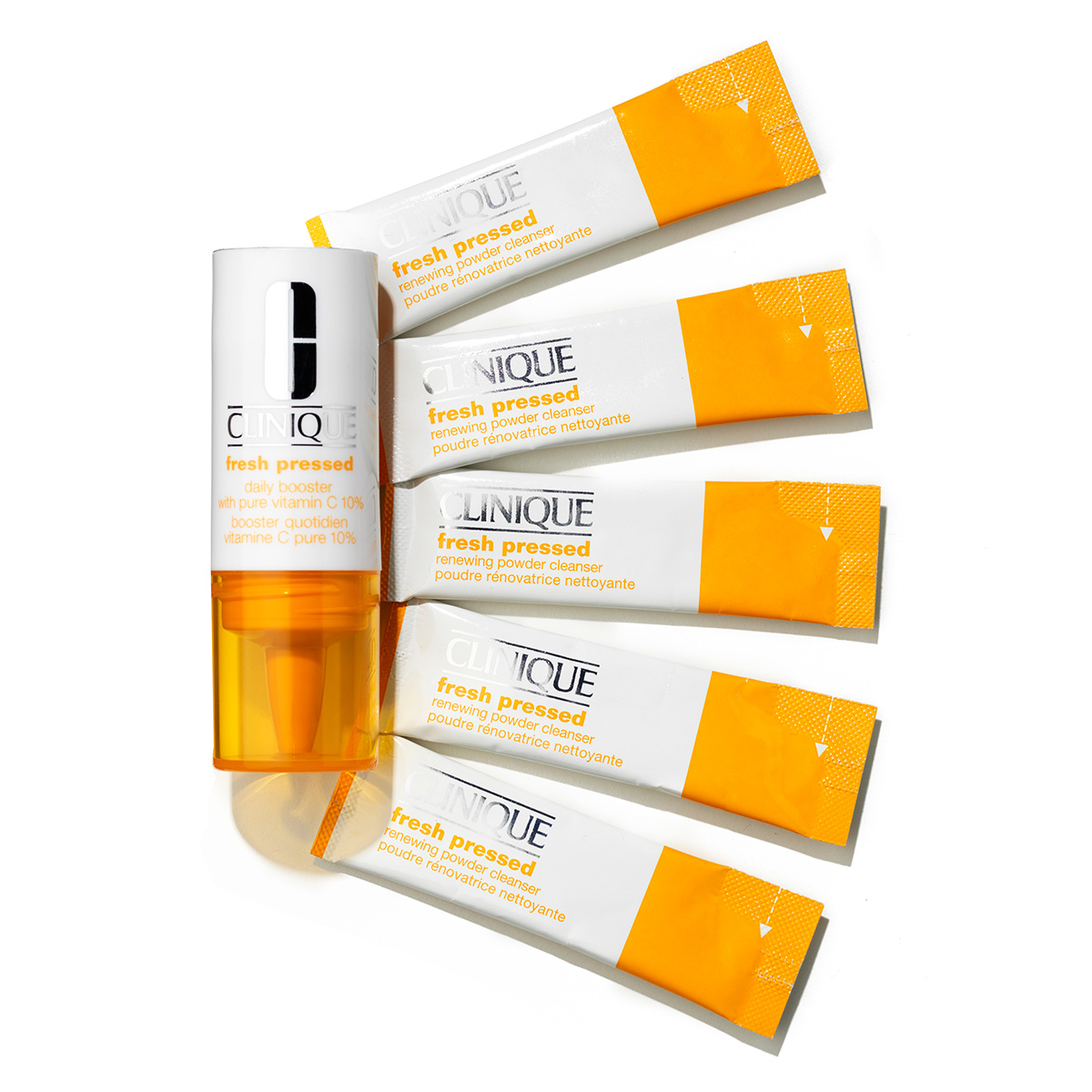 Image of   Clinique Fresh Pressed 7-Day System With Pure Vitamin C