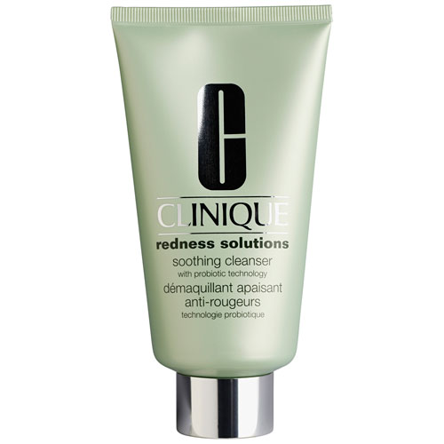 Clinique Redness Solutions Soothing Cleanser - 150 ml Til tør hud