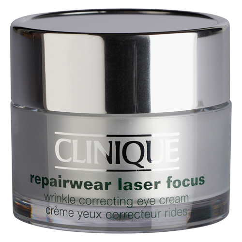 Image of   Clinique Repairwear Laser Focus Wrinkle Correcting Eye Cream - 15 ml