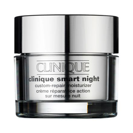 Clinique Smart Night Custom-Repair Moisturizer - 50 ml Til tør/kombineret hud (2)