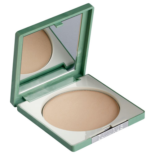 Clinique Stay-Matte Sheer Pressed Powder Oliefri pudder med mat finish - Velegnet til fedtet hud