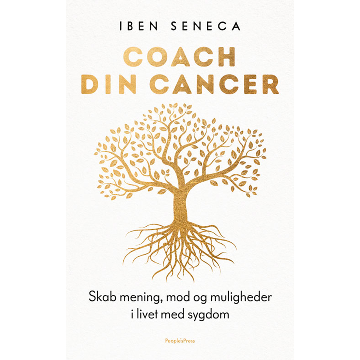 Image of   Coach din cancer - Hæftet