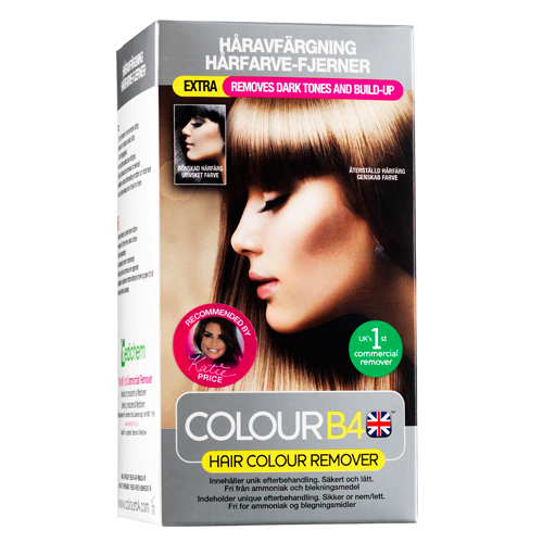 Image of   Colour B4 Hair Colour Remover