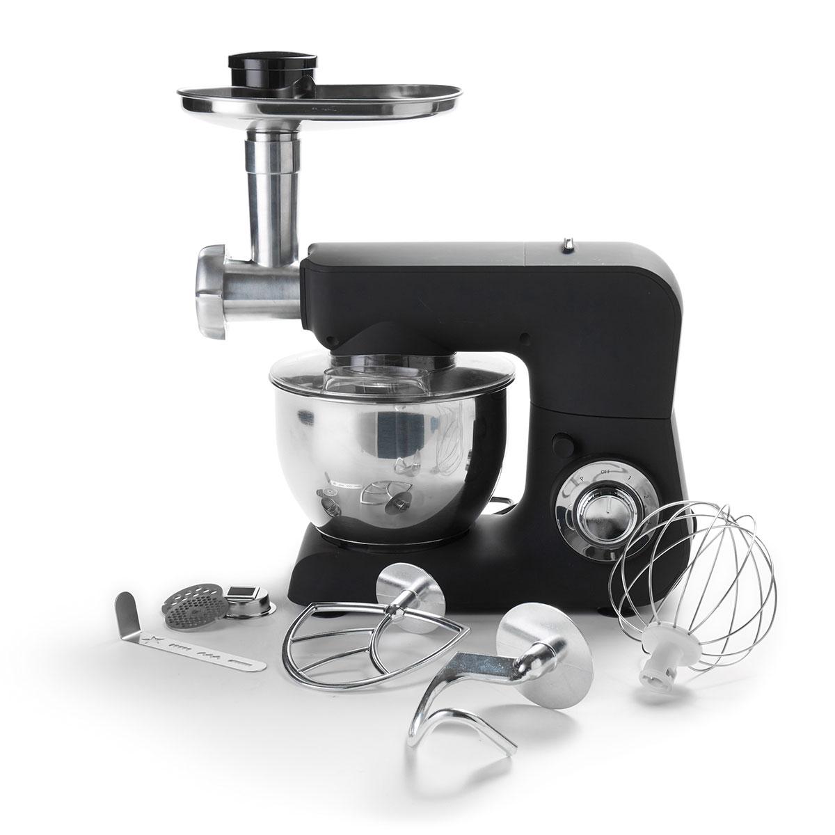 Image of   Coop køkkenmaskine - KM-601 - Sort med gummifinish