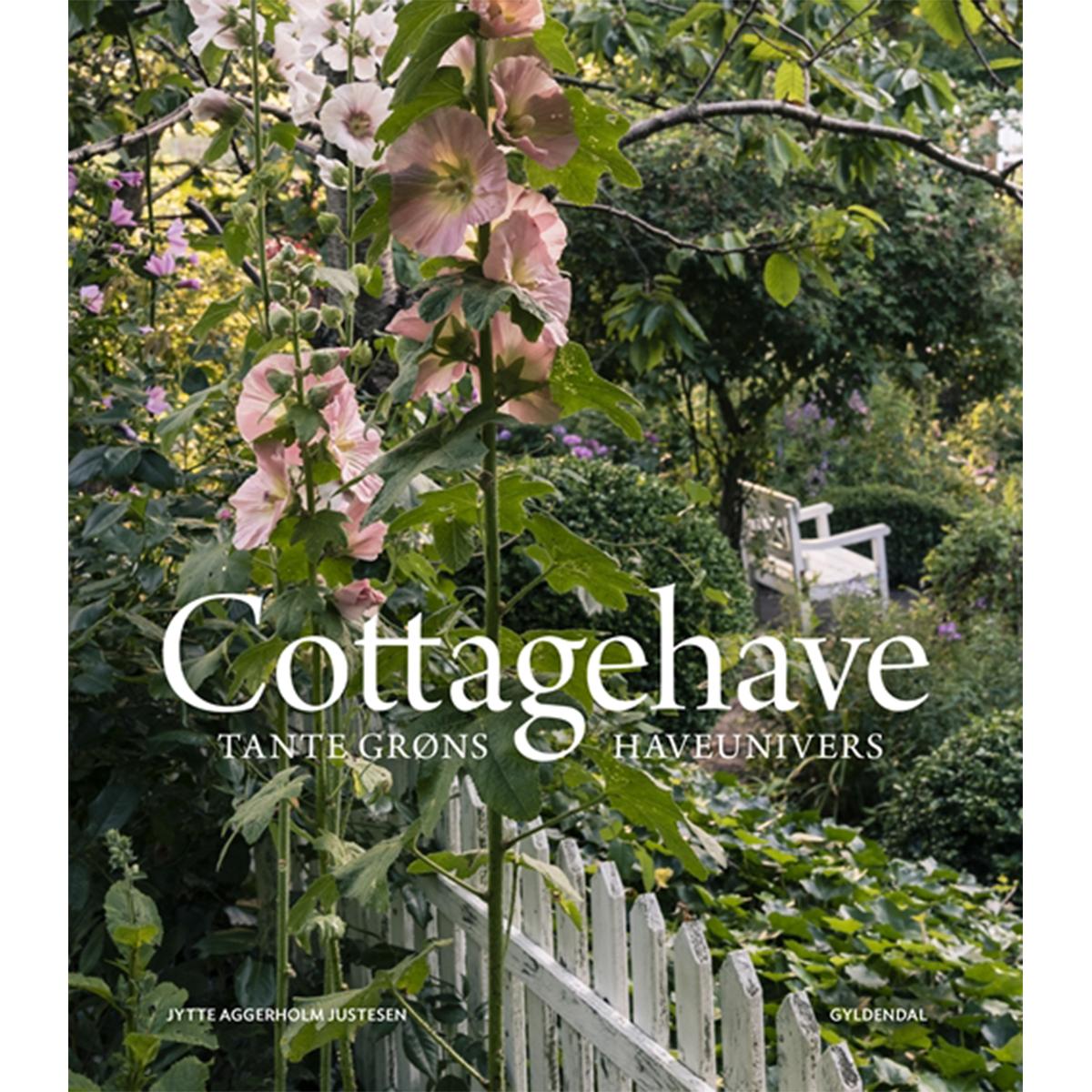 Billede af Cottagehave - Tante Grøns haveunivers - Indbundet
