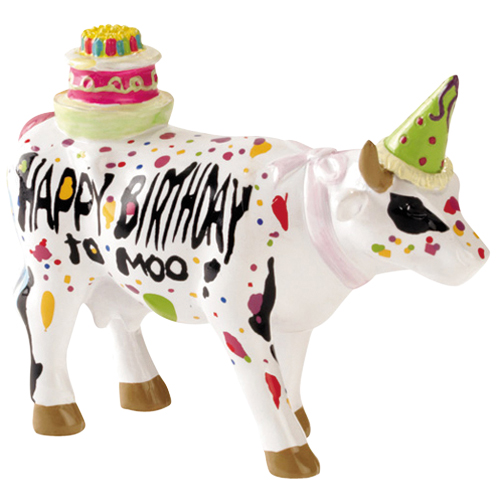 CowParade Happy Birthday To Moo