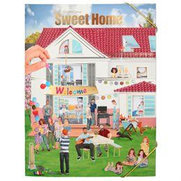Image of   Creative Studio aktivitetsbog - Create your sweet home