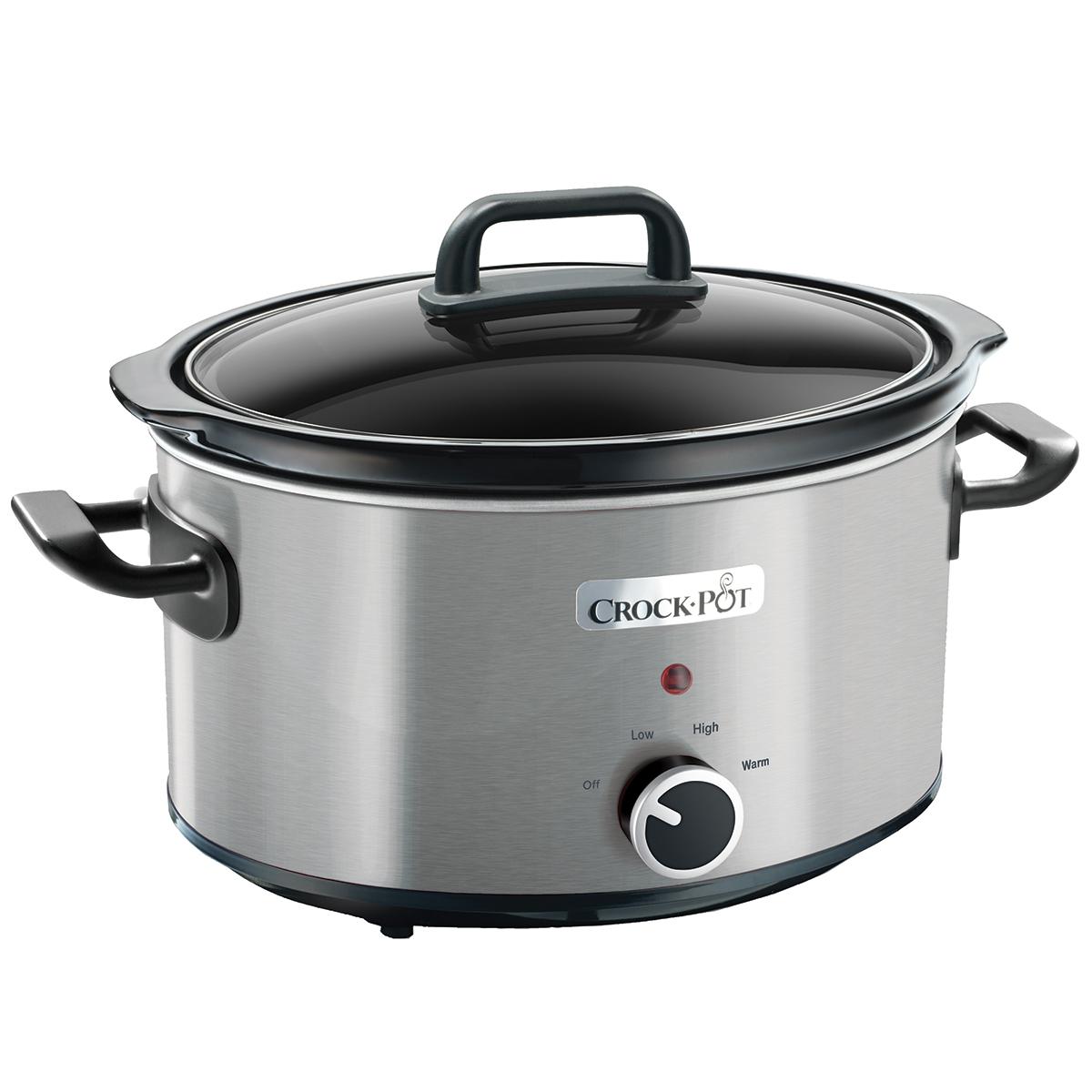 Crockpot slow cooker - 3,5 liter