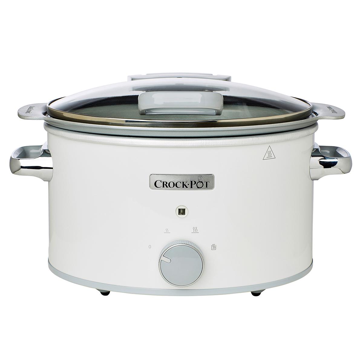 Crockpot slow cooker - 4,5 liter