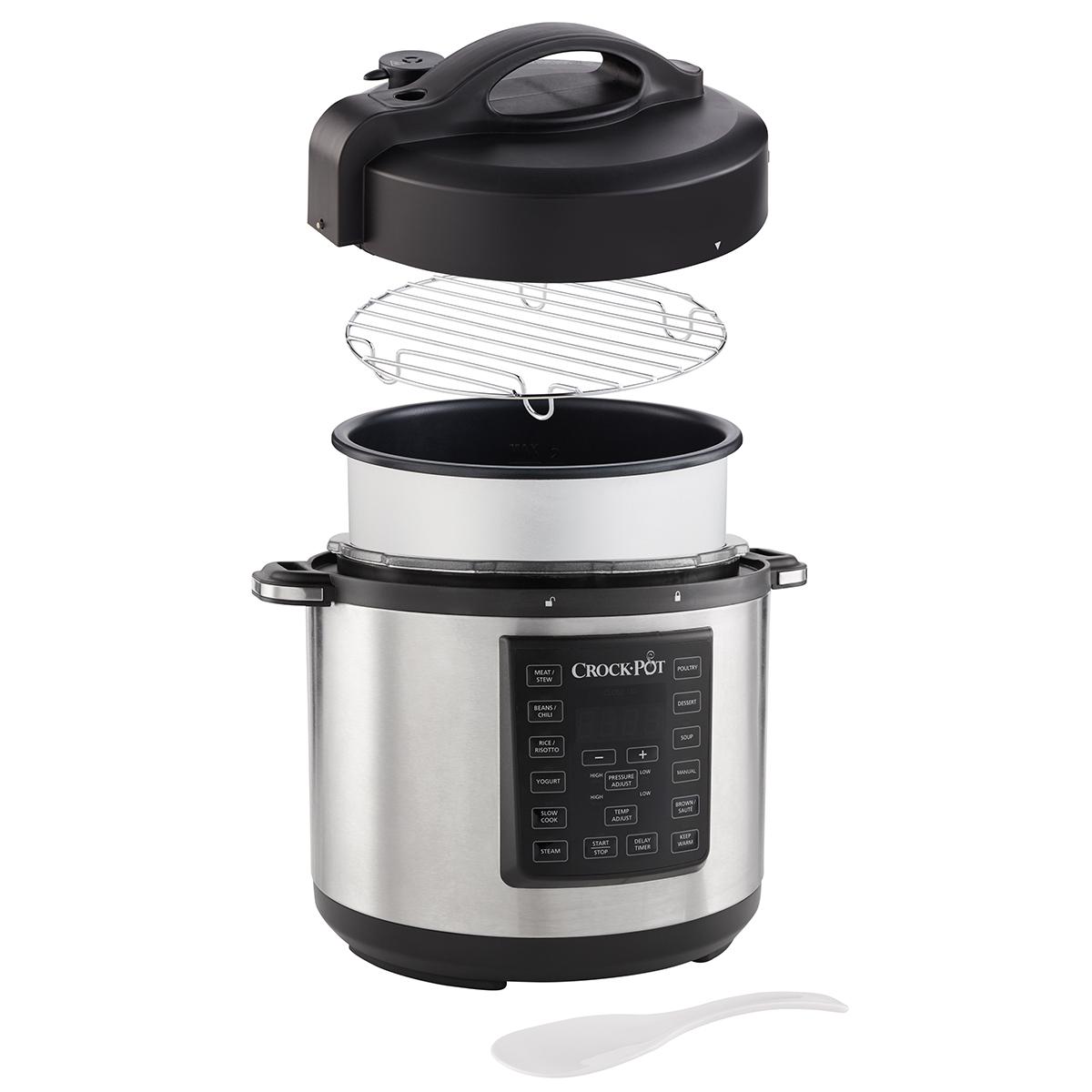 Crockpot slow cooker - 5,7 liter