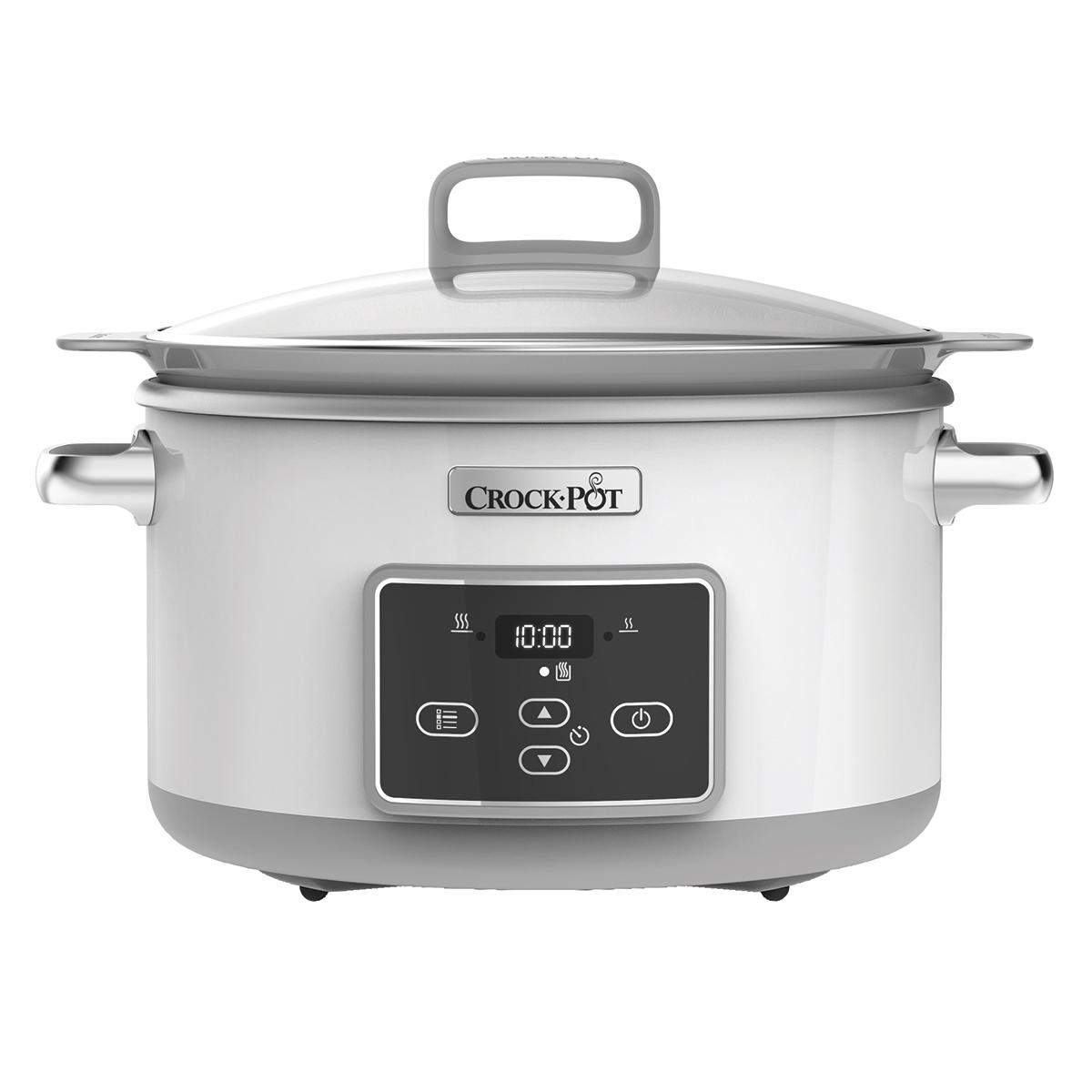 Crockpot slow cooker - 5 liter