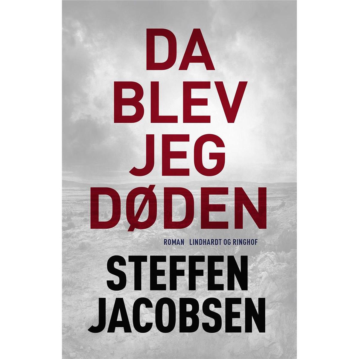 Image of   Da blev jeg Døden - Hardback