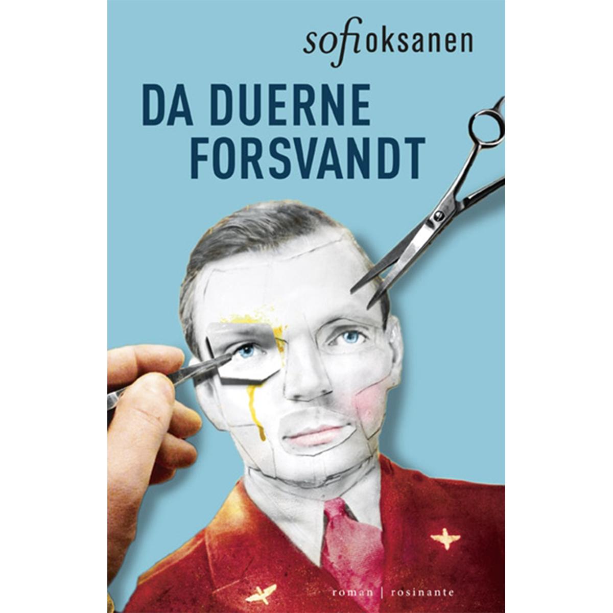 Image of   Da duerne forsvandt - Hæftet