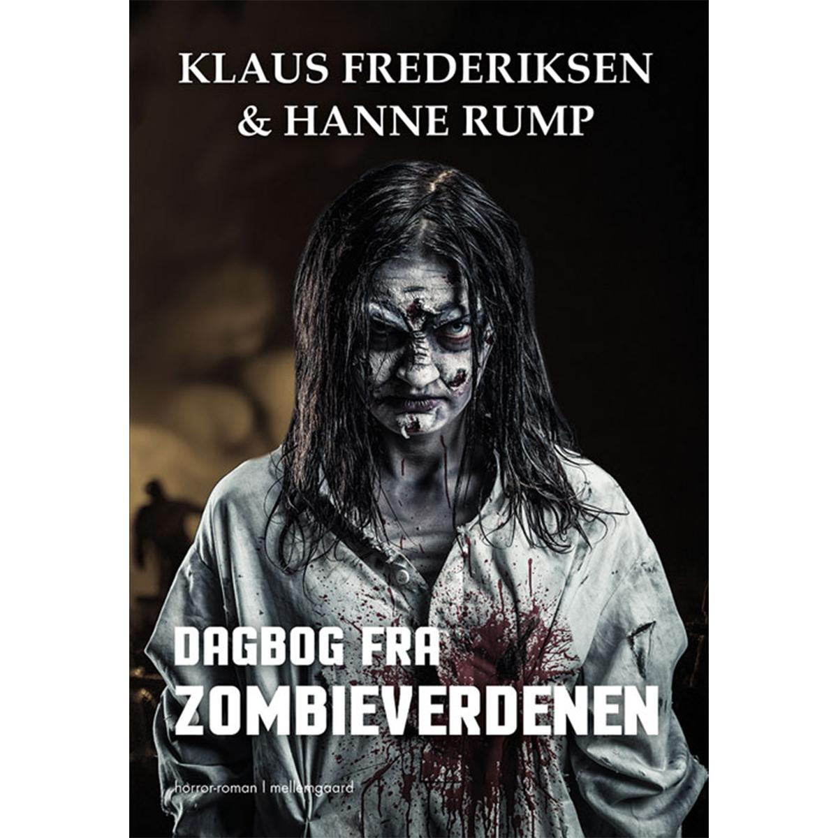 Image of   Dagbog fra zombieverdenen - Hæftet