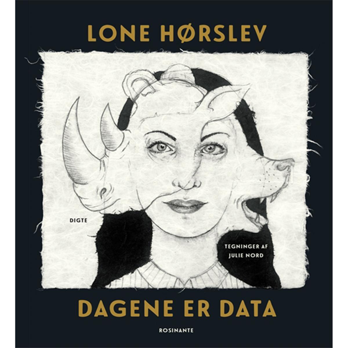 Image of   Dagene er data - Indbundet