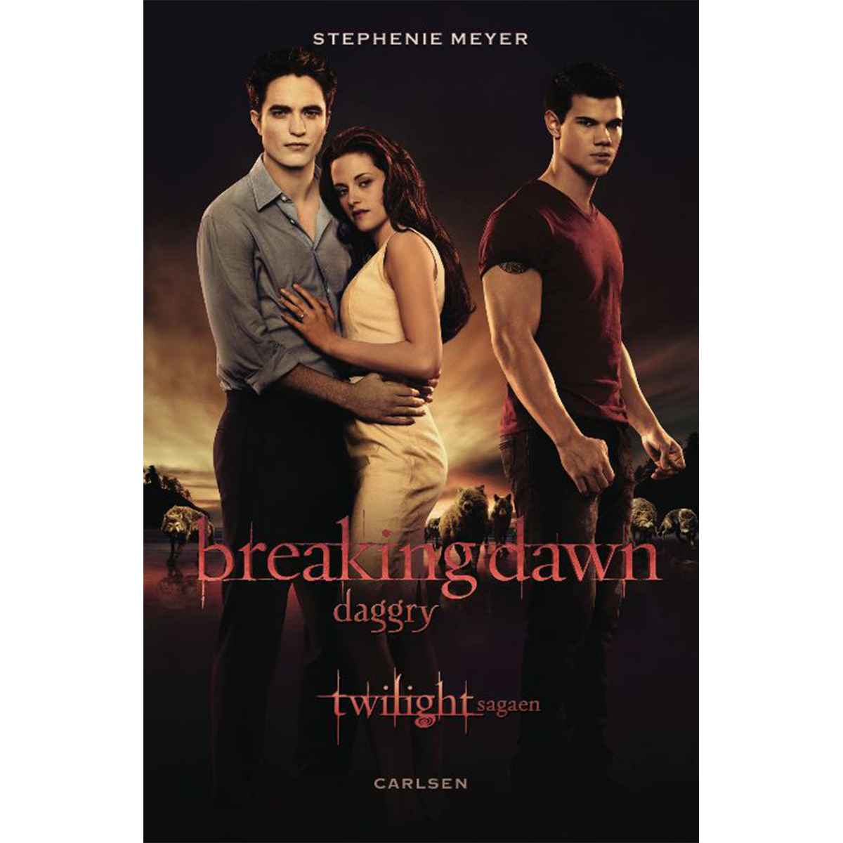 Image of   Daggry / Breaking Dawn - Twilight 4 - Filmudgave - Paperback