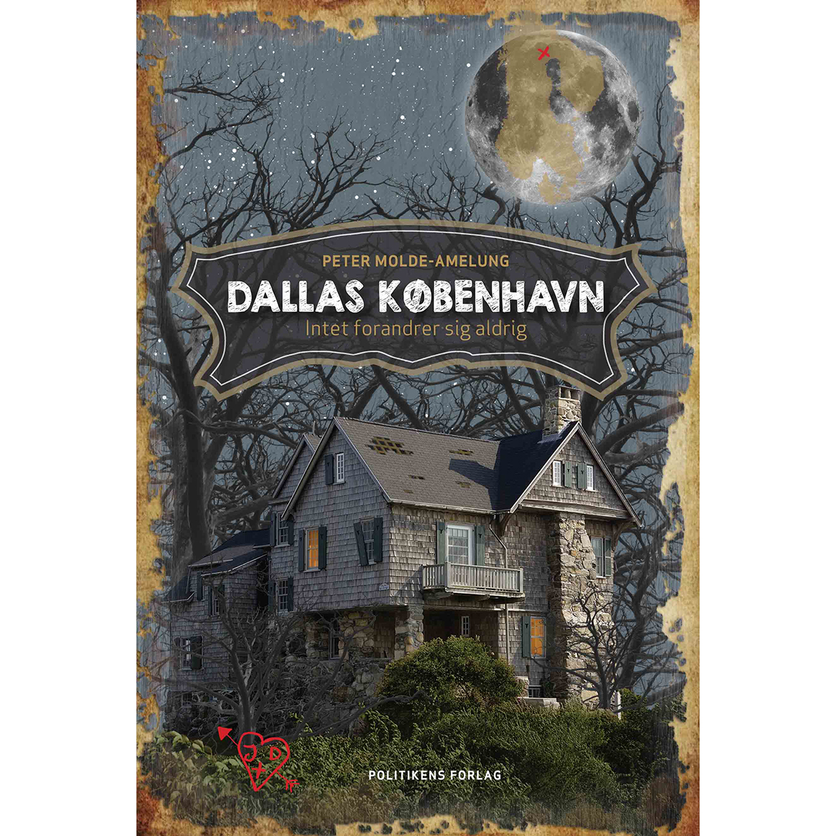 Image of   Dallas København - Intet forandrer sig aldrig - Indbundet
