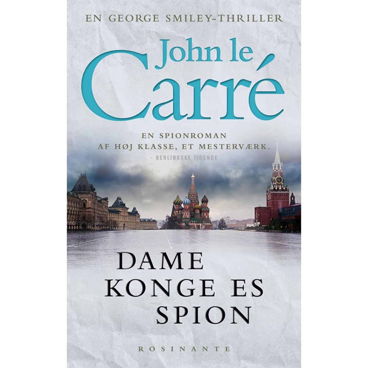 Image of   Dame konge es spion - Paperback