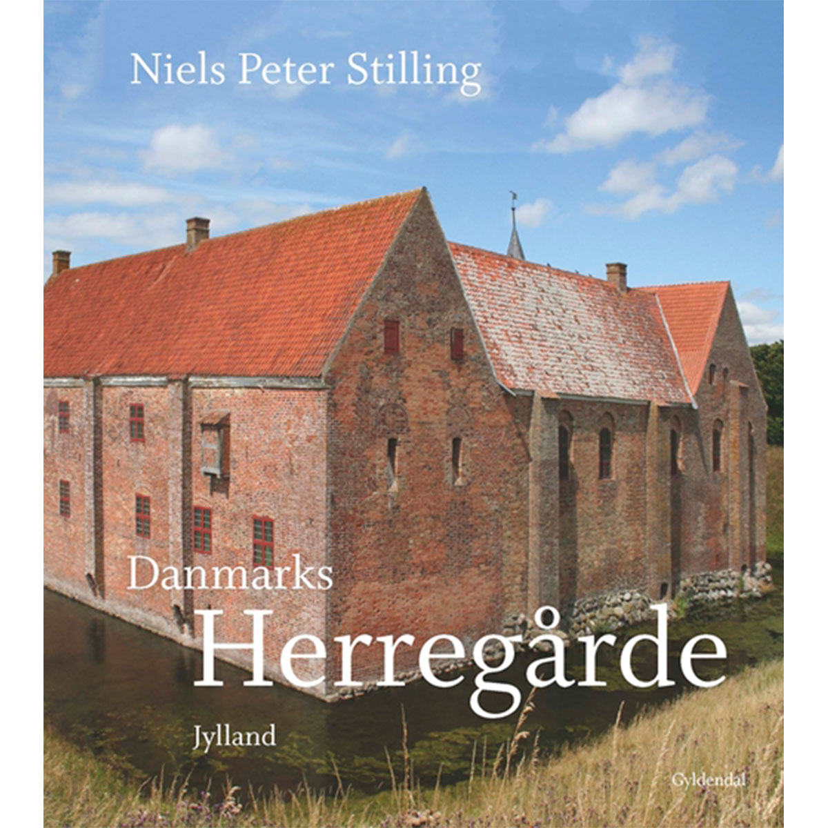 Image of   Danmarks herregårde - Jylland - Indbundet