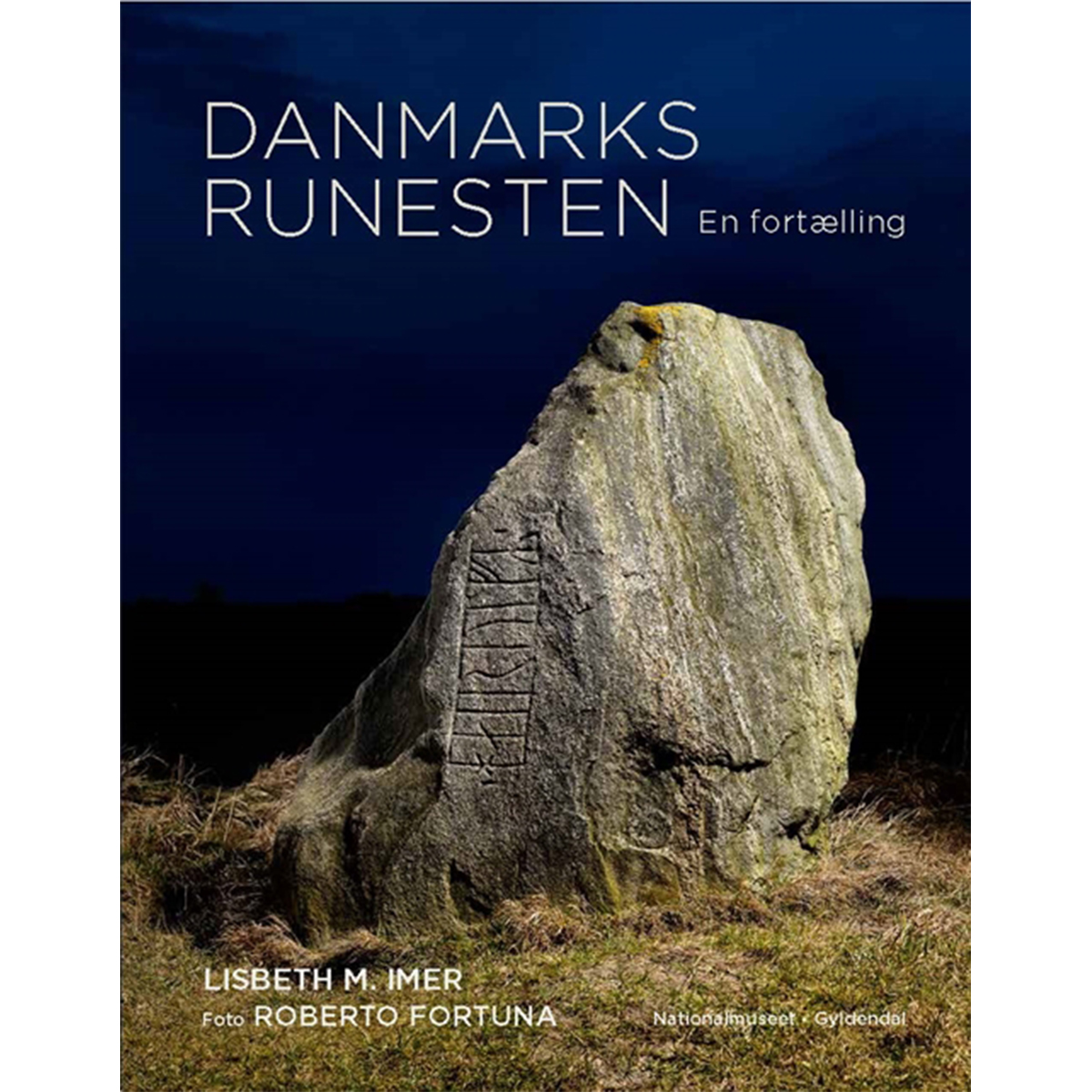 Image of   Danmarks runesten - en fortælling - Indbundet
