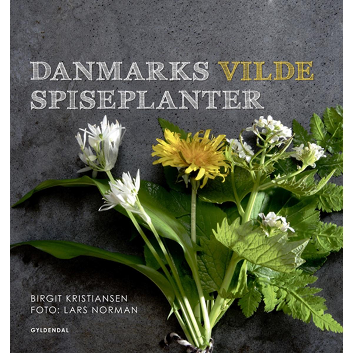 Image of   Danmarks vilde spiseplanter - Indbundet