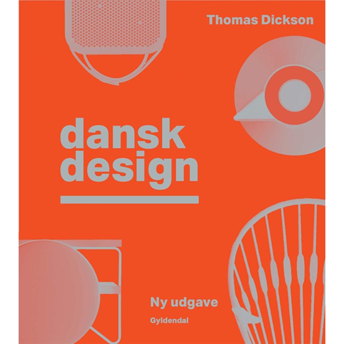 Billede af Dansk design - Indbundet