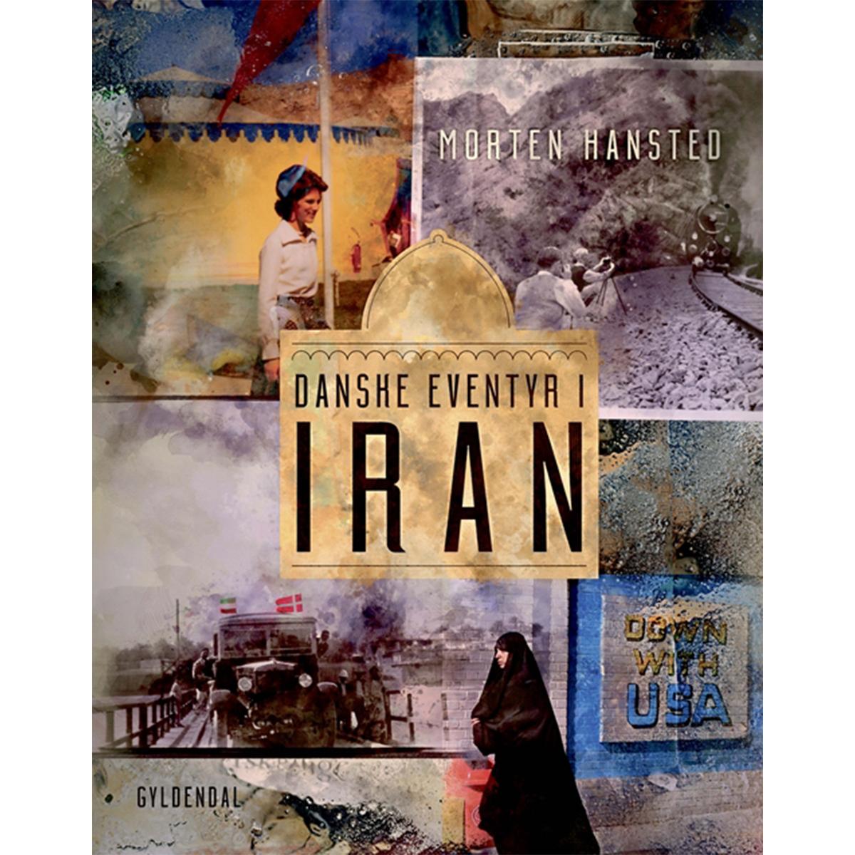 Image of   Danske eventyr i Iran - Indbundet