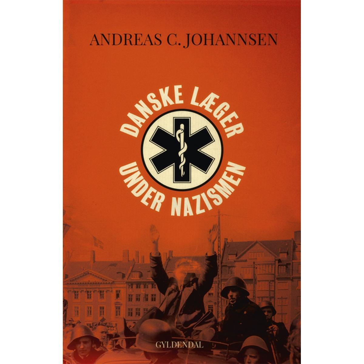 Image of   Danske læger under nazismen - Hæftet