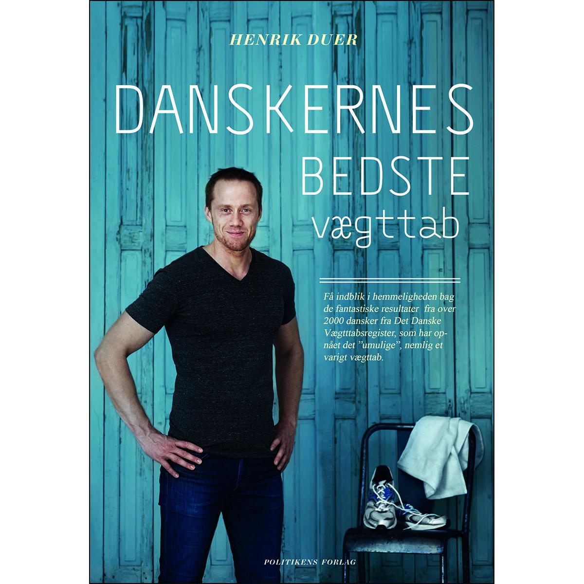 Image of   Danskernes bedste vægttab - Indbundet