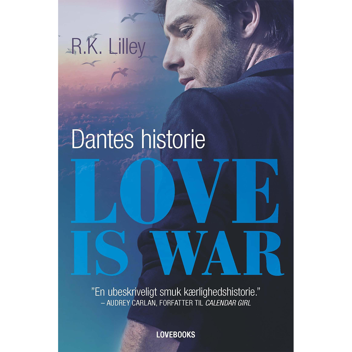 Image of   Dantes historie - Love is war 2 - Hæftet