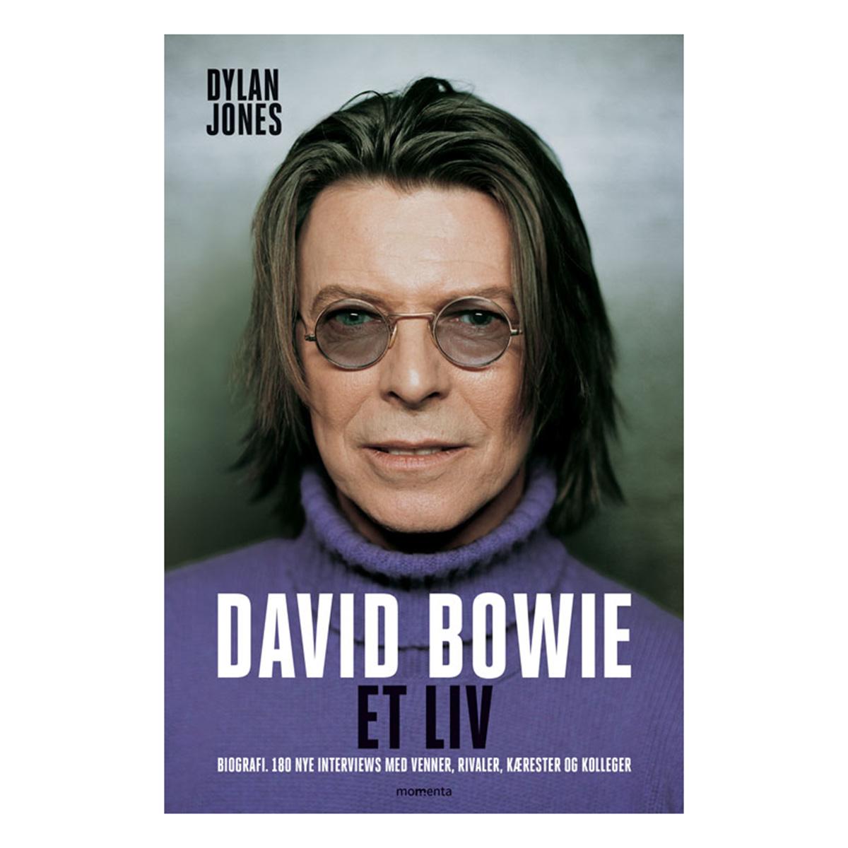 Billede af David Bowie - Et liv - Hæftet