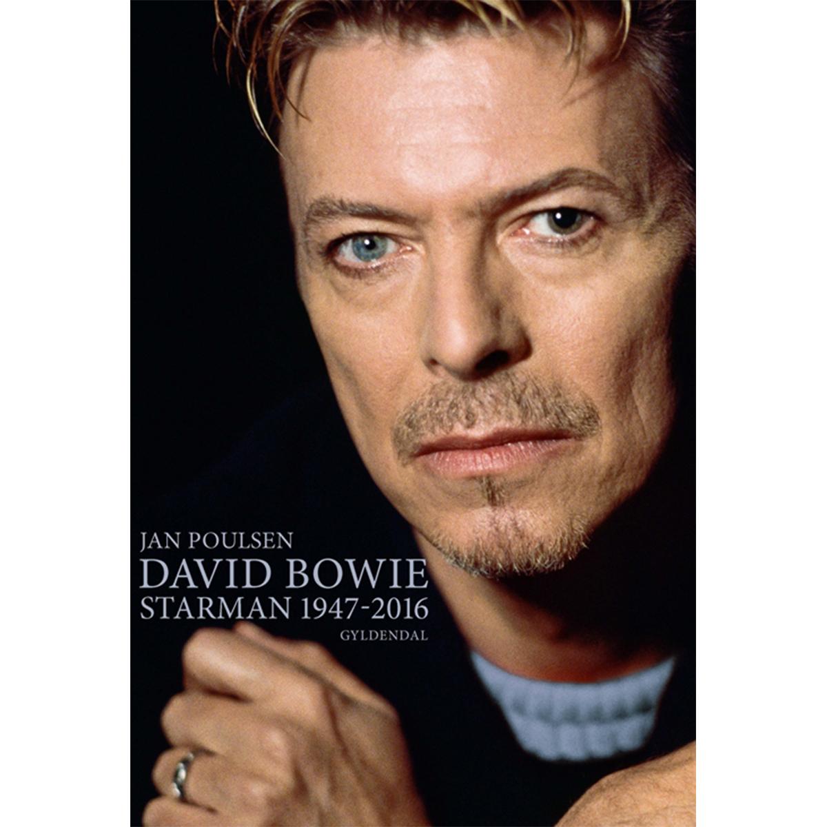 Billede af David Bowie - Starman 1947-2016 - Hæftet