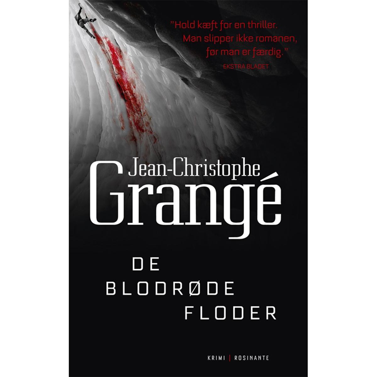 Image of   De blodrøde floder - Paperback