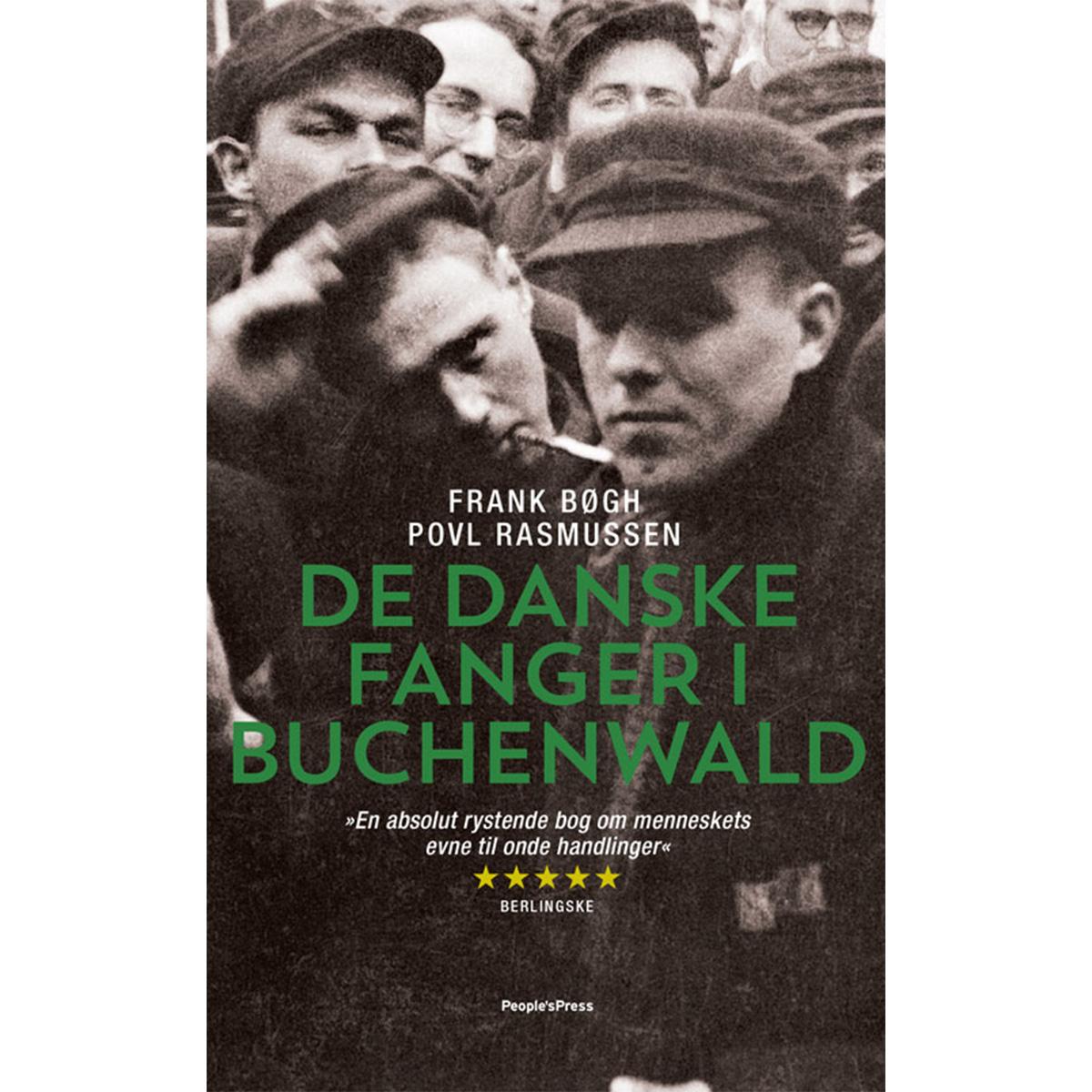 Image of   De danske fanger i Buchenwald - Paperback