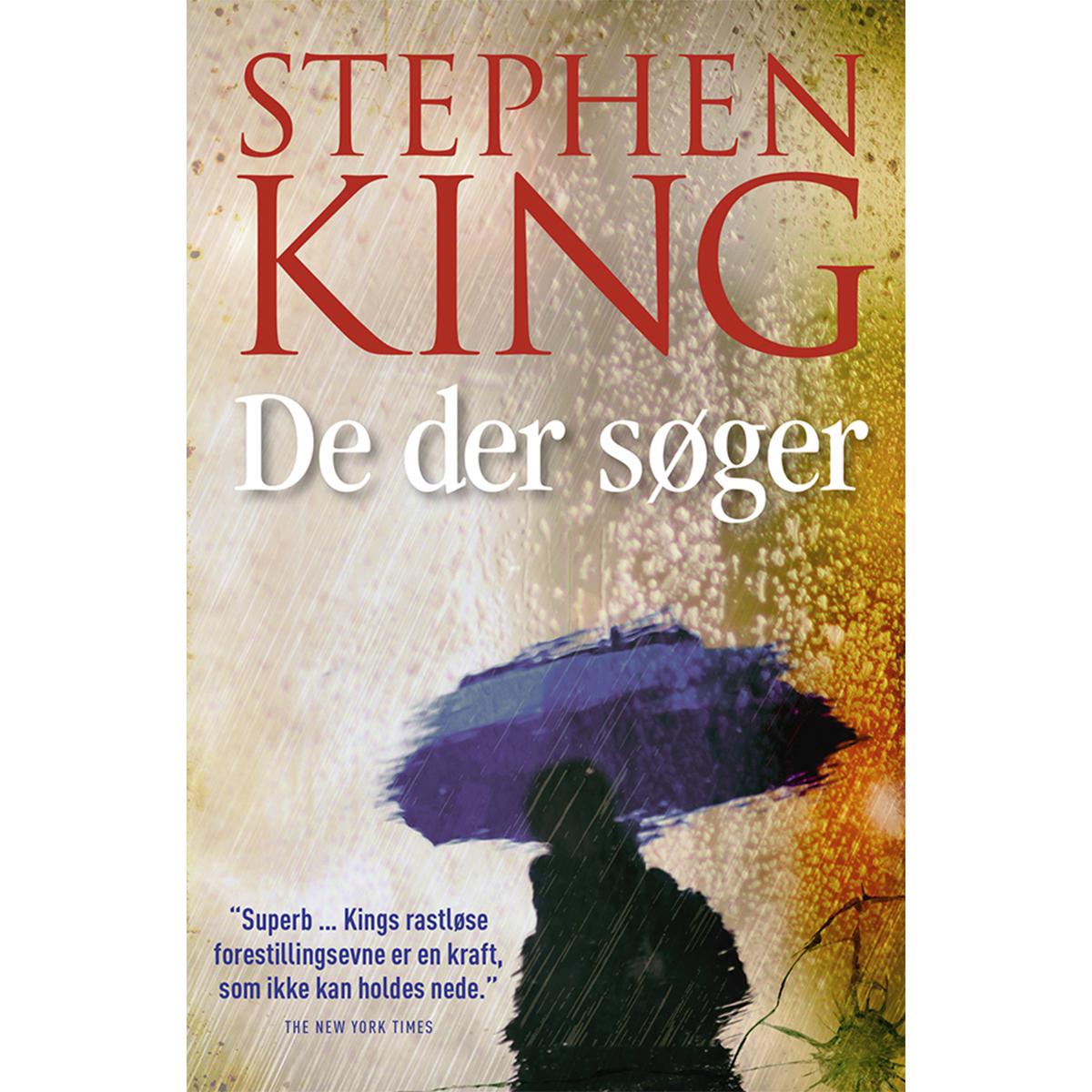 Image of   De der søger - Paperback