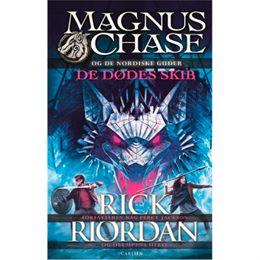 Image of   De dødes skib - Magnus Chase og de nordiske guder 3 - Hardback