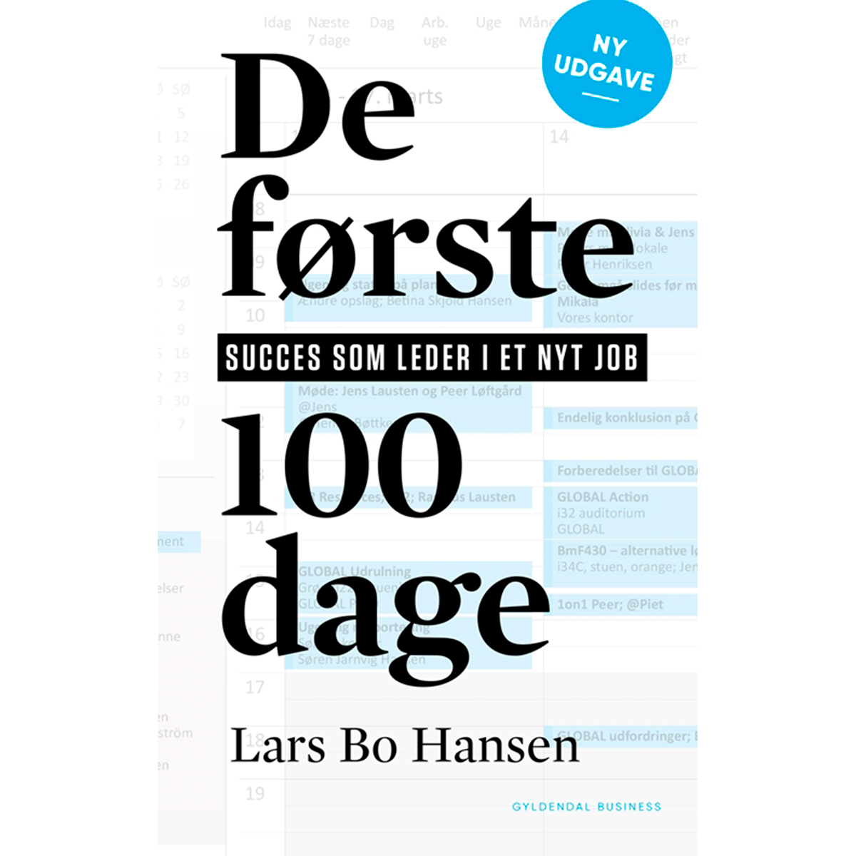 Billede af De første 100 dage - Succes som leder i nyt job - Hæftet