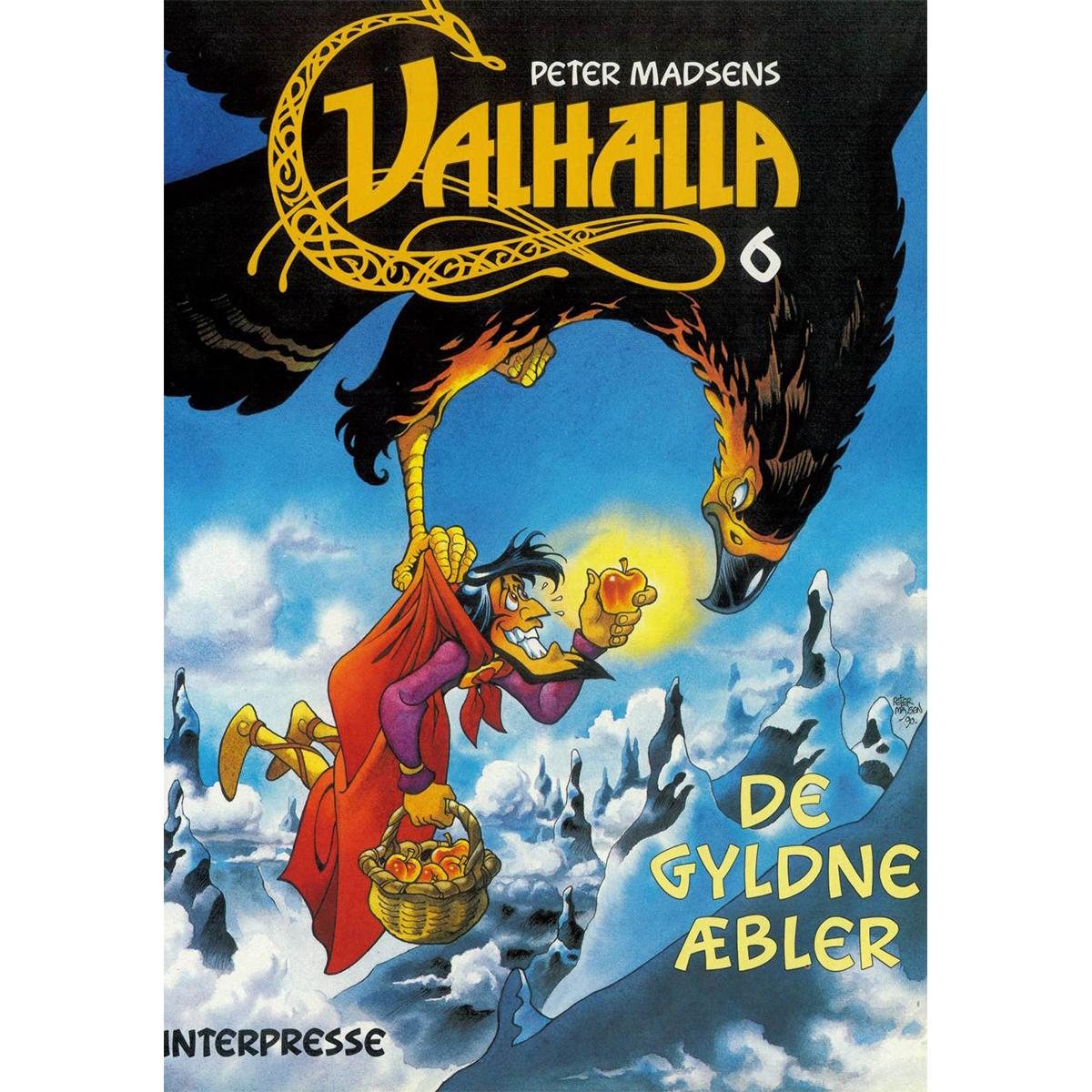 Image of   De gyldne æbler - Valhalla 6 - Hæftet